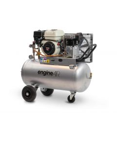 EngineAIR 4/100 10 Petrol compresseur 4,8HP 100L