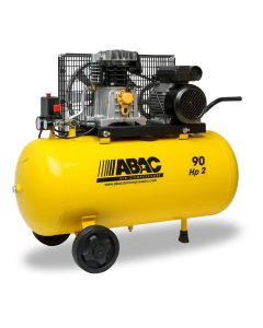 ABAC 2HP 90L compresseur à piston (230V)