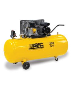 ABAC 3HP 200L compresseur à piston (230V)