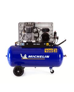 Michelin MB 100/3 MC compressore 3HP 100L (230V)