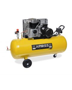 Airbiss RB 55270T compresseur à piston 5,5HP 270L (400V)