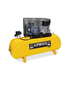 Airbiss RB75500T compresseur à piston 7,5HP 500L (400V)