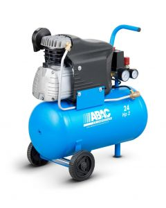 ABAC POLE POSITION L20 compressor 2HP 24L (230V)