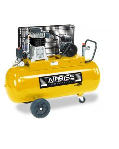 Airbiss RB 290M compresseur à piston 2HP 100L (230V)