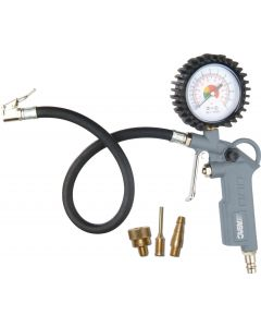 ABAC GDO -tire inflator with adaptor kit