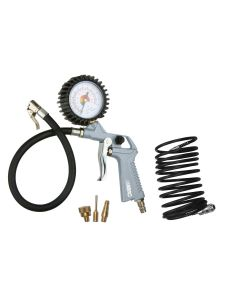 ABAC GDO -tire inflator kit with hose adaptor kit